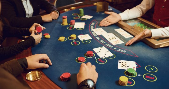 Advanced Strategies And Techniques To Help You Win At Black Jack